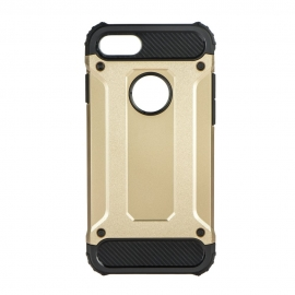 Capa Anti Choque Survival Para iPhone 8 - Dourado