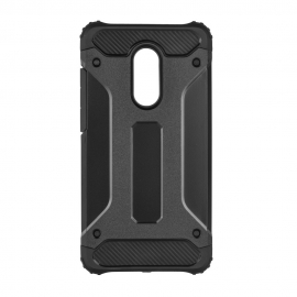 Capa Anti Choque Survival Para Xiaomi Redmi Note 4 / Note 4X - Preto
