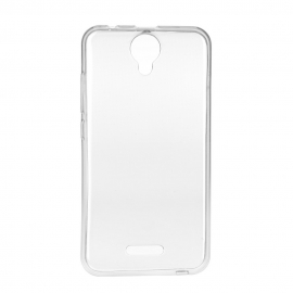 Capa de Gel Transparente Ultra Slim Para Wiko Harry - Transparente