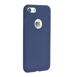 Capa de Gel Forcell Soft Para Samsung Galaxy A8 PLUS 2018 - Azul