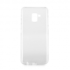 Capa de Gel Transparente Para Samsung Galaxy A8 PLUS 2018