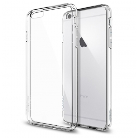 Capa de Gel Transparente Para iPhone 6 Plus / 6S Plus - Transparente