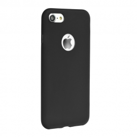 Capa de Gel Forcell Soft Para iPhone 7 - Preto
