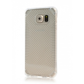 Capa Anti Choque 0,5mm Em Gel Transparente Para Samsung Galaxy Core Prime - Transparente