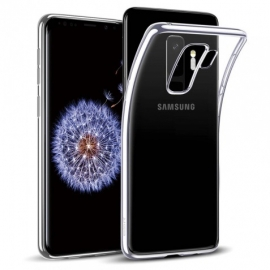 Capa de Gel Transparente Para Samsung Galaxy S9 Plus