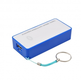 Mini Power Bank ST-508 de 5600mAh - Azul