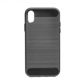 Capa Anti Choque Forcell Para iPhone XR - Preto