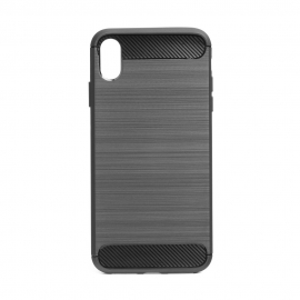 Capa Anti Choque Forcell Para iPhone XS Max - Preto