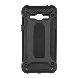 Capa Anti Choque Survival Para Samsung Galaxy J3 2016 - Preto