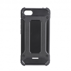 Capa Anti Choque Survival Para Xiaomi Redmi 6A - Preto
