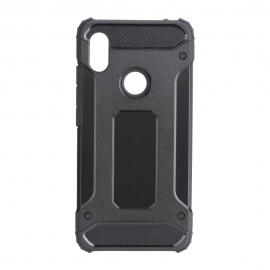 Capa Anti Choque Survival Para Xiaomi Redmi S2 - Preto