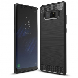 Capa Anti Choque Forcell Para Samsung Galaxy Note 8 - Preto