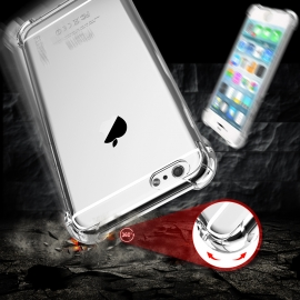Capa Anti Choque 0,5mm Em Gel Transparente Para iPhone 7