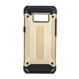 Capa Anti Choque Survival Para Samsung Galaxy S8 Plus - Dourado