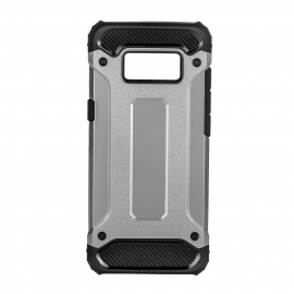 Capa Anti Choque Survival Para Samsung Galaxy S8 - Cinza