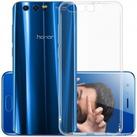 Capa de Gel Transparente Para Huawei Honor 9