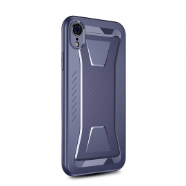 Capa em Gel iPaky Armor Apple iPhone XR - Azul