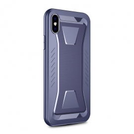 Capa em Gel iPaky Armor Apple iPhone X - Azul
