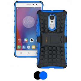 Capa Hibrida Rígida Anti Choque Para Lenovo K6 Note