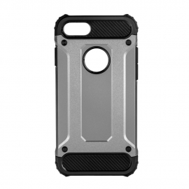 Capa Anti Choque Survival Para iPhone 8 - Cinza