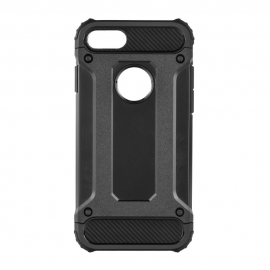 Capa Anti Choque Survival Para iPhone 8 - Preto