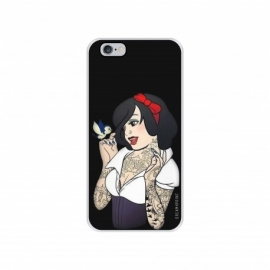 "Capa de telémovel de Coleção ""Be Cool"" Snow Girl Tatto para iphone 8"