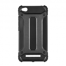 Capa Anti Choque Survival Para Xiaomi Redmi 4A - Preto