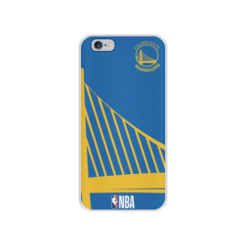 Capa de telémovel oficial NBA Golden State Warriors para iphone 8 Plus