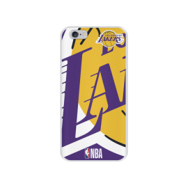 Capa de telémovel oficial NBA Los Angeles Lakers para iphone 8 Plus