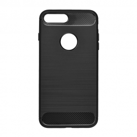 Capa Anti Choque Forcell Para iPhone 7 Plus - Preto