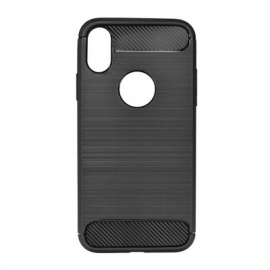 Capa Anti Choque Forcell Para iPhone X - Preto