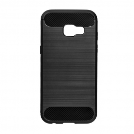 Capa Anti Choque Forcell Para Samsung Galaxy A3 2017 - Preto