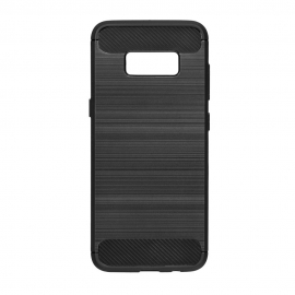Capa Anti Choque Forcell Para Samsung Galaxy S8 - Preto