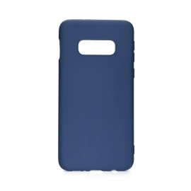 Capa de Gel Forcell Soft Para Samsung Galaxy S10e - Azul Navy
