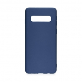 Capa de Gel Forcell Soft Para Samsung Galaxy S10 - Azul Navy