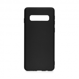 Capa de Gel Forcell Soft Para Samsung Galaxy S10 Plus - Preto