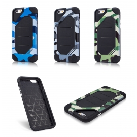 Capa Anti Choque Defender Army Para LG K10 2017