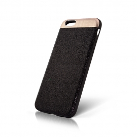 Capa Glossy Para iPhone 6 Plus / 6S Plus - Preto