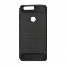 Capa Anti Choque Forcell Para Huawei Honor 8 - Preto