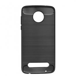 Capa Anti Choque Forcell Para Lenovo Moto Z2 Play - Preto