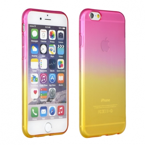 Capa de Gel Forcell OMBRE Para iPhone 6 / 6S