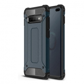 Capa Anti Choque Survival Para Samsung Galaxy S10 Plus - Azul Navy