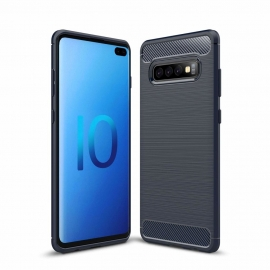 Capa Anti Choque Forcell Para Samsung Galaxy S10 - Azul Navy