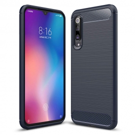Capa Anti Choque Forcell Para Xiaomi Mi 9 - Azul