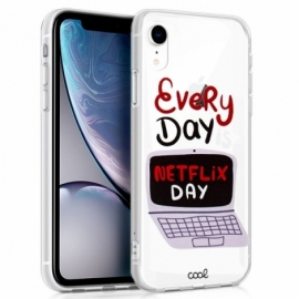 Capa iPhone XR Clear Every Day