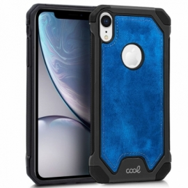 Capa iPhone XR Hard Tela Azul
