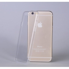 Capa de Gel Transparente Para iPhone 5 / 5S / SE - Transparente