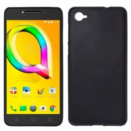 Capa Silicone Cool Alcatel A5 Led (Preto)