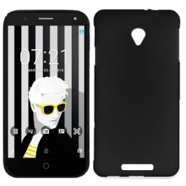 Capa Silicone Cool Alcatel Pop 4 (5) Preto