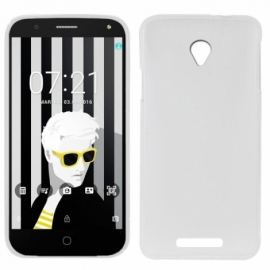 Capa Silicone Cool Alcatel Pop 4 (5) Transparente